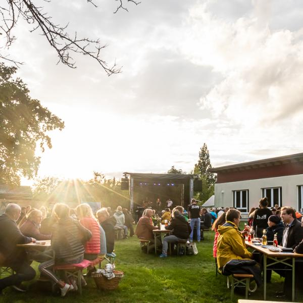 Haste Open Air - Biergarten 2020